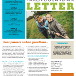May 2020 Parent Newsletter